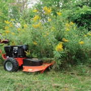 HD Field & Brush Mower - Cuts 6ft high grass!