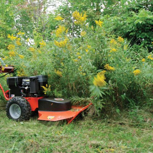 HD Field & Brush Mower - Cuts 6ft high grass!