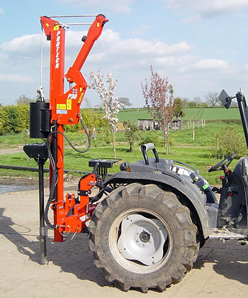 Hire Equipment Post Driver Cherrys Country Hardware