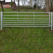bateman ashcombe light duty field gate
