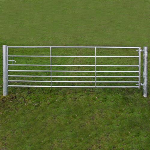 bateman century field yard gate