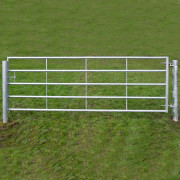 bateman heavy duty hd stockyard cattleyard gate