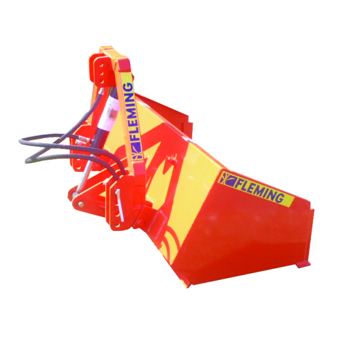 compact hydraulic transport box