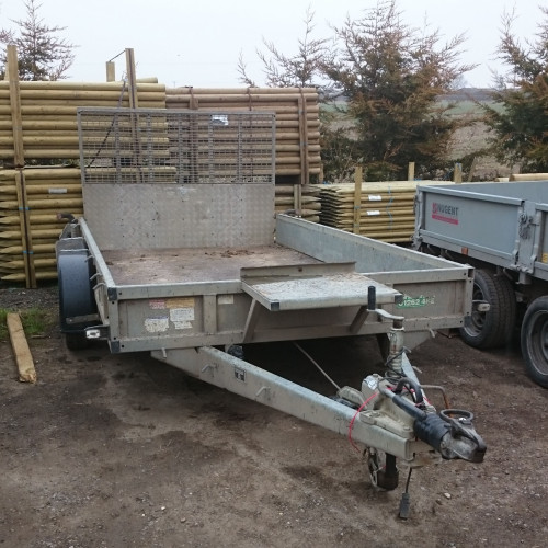 12ft ifor williams trailer to hire east yorkshire