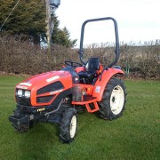 kioti ck27 compact tractor for hire east yorkshire