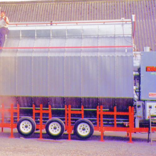 dmc grain dryer for hire east yorkshire