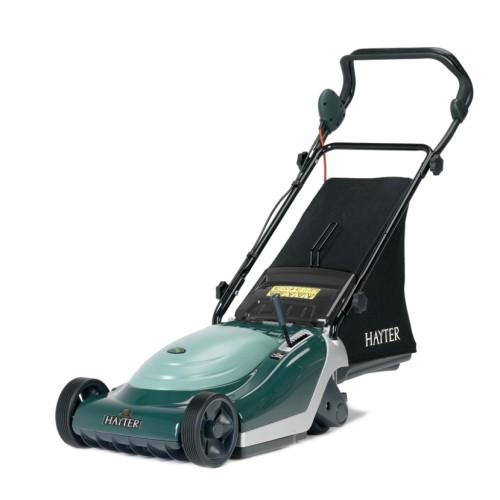 hayter sprirt 41 electric lawnmower