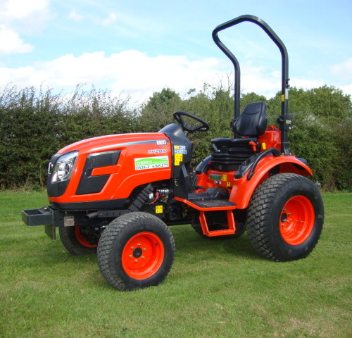CK2810 Compact Tractor
