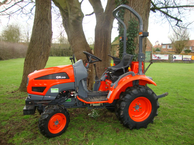 Kioti Compact Tractors : Kioti ck compact tractor cherrys country hardware