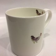 sophie allport chicken small mug