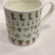 sophie allport gardening small mug