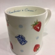 sophie allport strawberry small cup